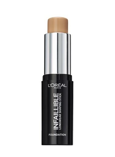 L'Oréal Paris Infaillible Shaping Stick Fondöten 210 Capuccino Kahve